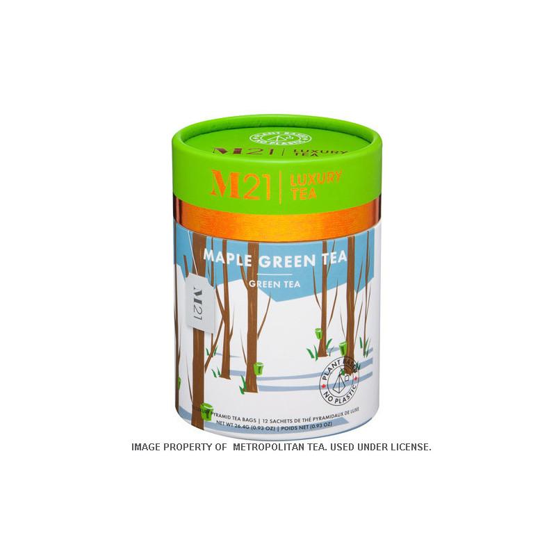 Esdoorn groene thee uit canada