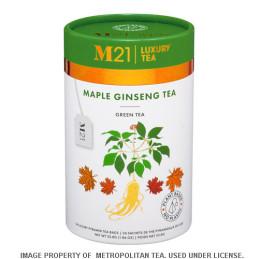 Esdoorn ginseng groene thee