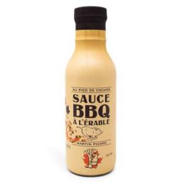 Sauce BBQ à l'érable