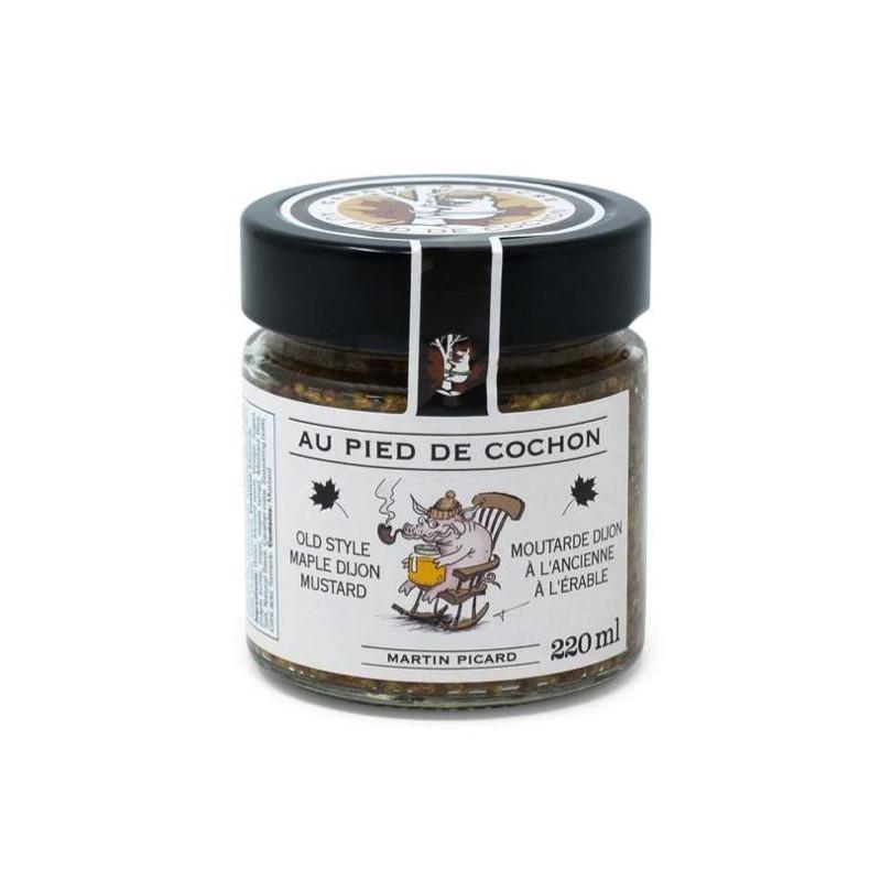 Dijon mosterd
