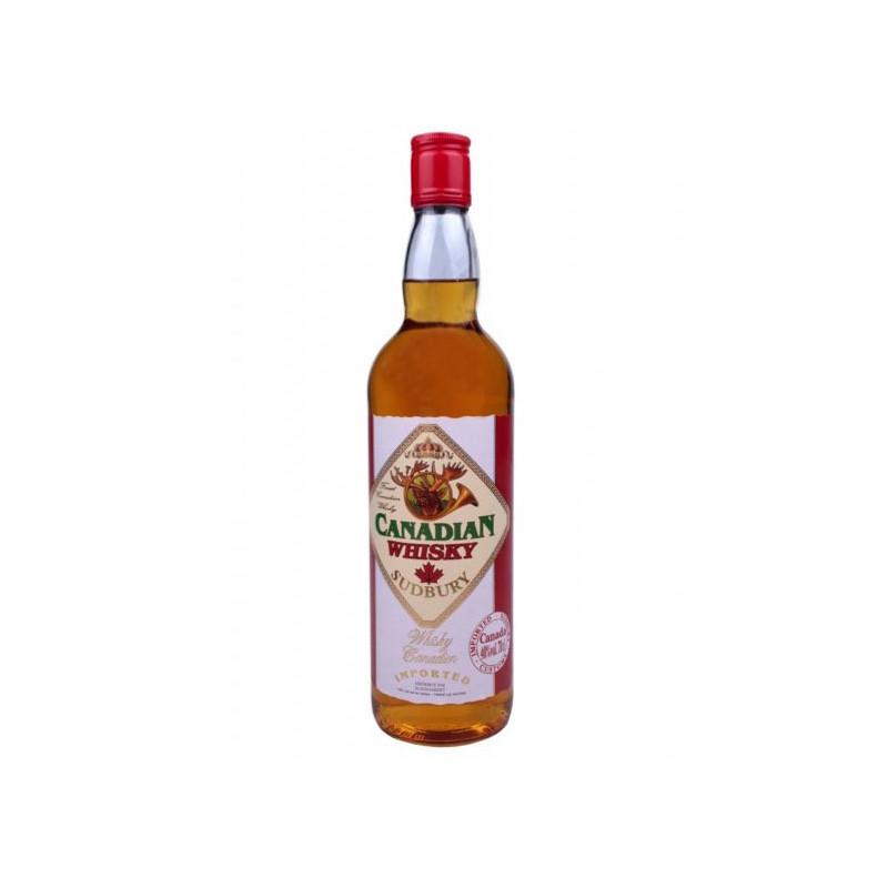 Whisky canadian subdbury