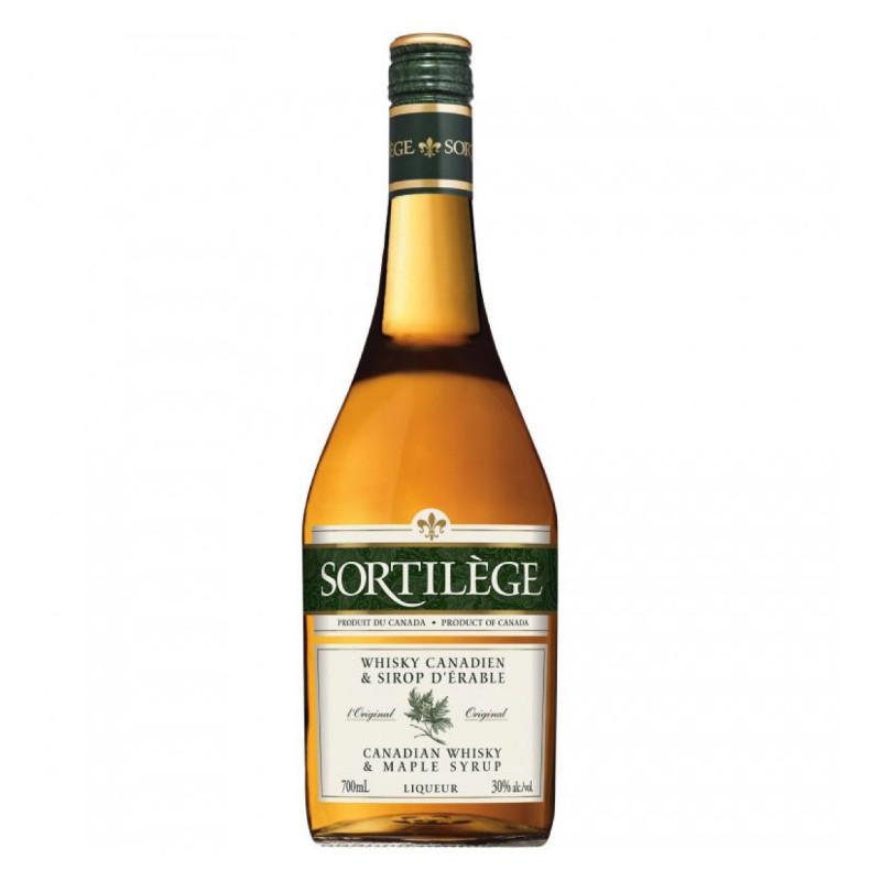 Bottiglia di incantesimo di whisky