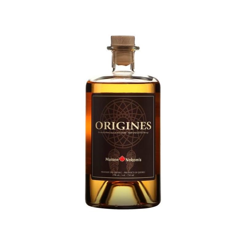Liqueur d'érable Origine Nokomis