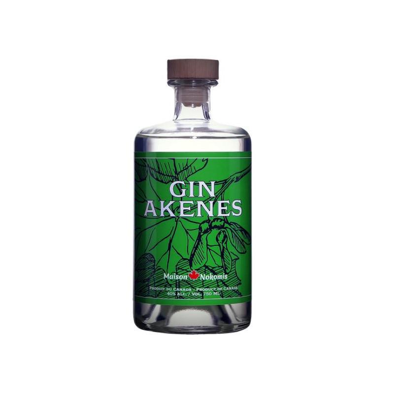 Gin québécois akenes