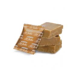 sucre à la crème ste julie zoom en sachet du quebec