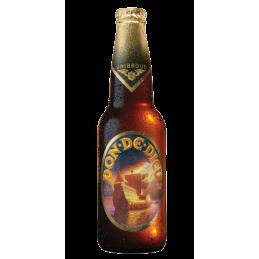 bouteille de bière unibroue de 341 ml quebec