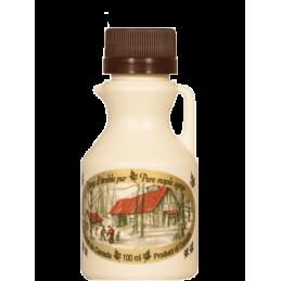 100 ml kan amberkleurige ahornsiroop