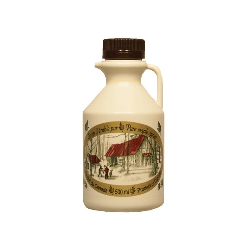 500 ml Krug Bernstein-Ahornsirup