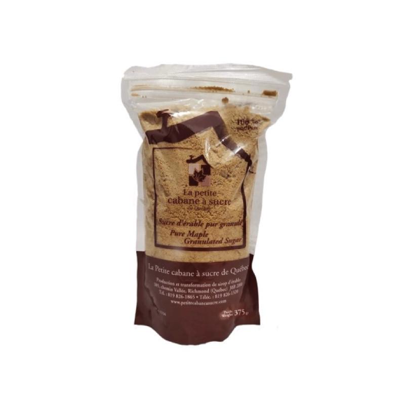 Zucchero d'acero fine granulato