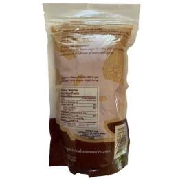 Valeur nutritionnel sucre d'érable granulé fin