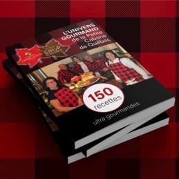 Livre de 150 recettes québécoise