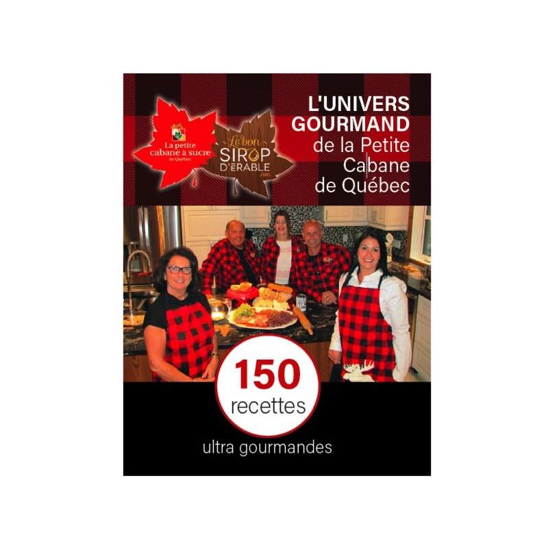 Livre de recettes la petite cabane à sucre du Canada