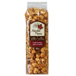 Popcorn mit Ahornsirup
