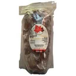 Zak met 100 snoepjes van ahornsiroop
