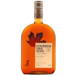 Whisky au sirop d'érable Coureur des Bois (Canada)