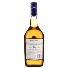Whisky mit Ahornsirup und Blaubeere