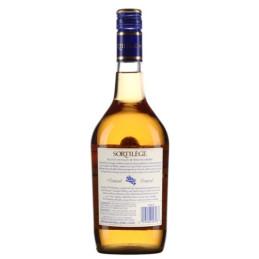 Whisky au sirop d'érable et bleuet