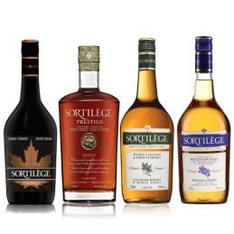Pack whisky sortilège au sirop d'érable