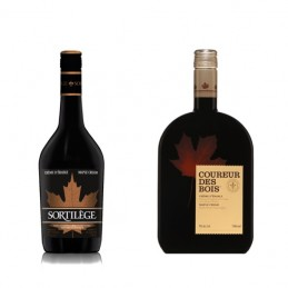 Duo crème d'érable du Québec