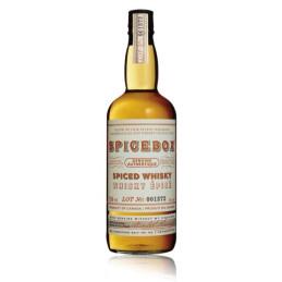 Würziger Spicebox Whisky aus Kanada