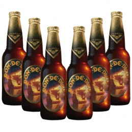 Packung mit 6 Don de Dieu-Bieren