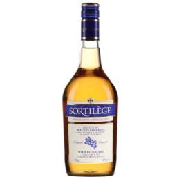 Blaubeerzauber-Whiskyflasche