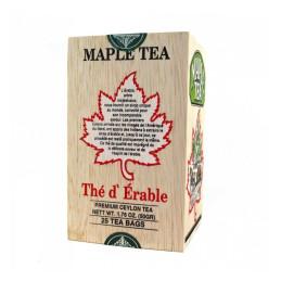 Metropolitane esdoorn thee
