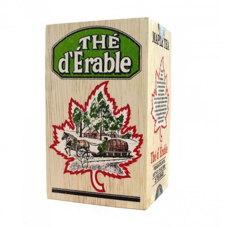 Thé à l'érable du Canada