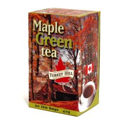 Grüner Tee aus Putenhügelahorn