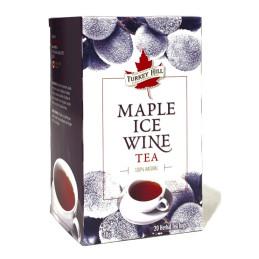 Thé au vin de glace et à l'érable du Canada