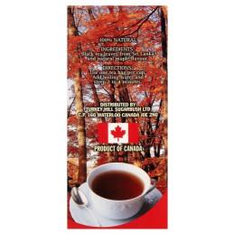 Grüner Tee aus Quebec-Ahorn
