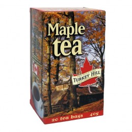 Canadese esdoorn groene thee