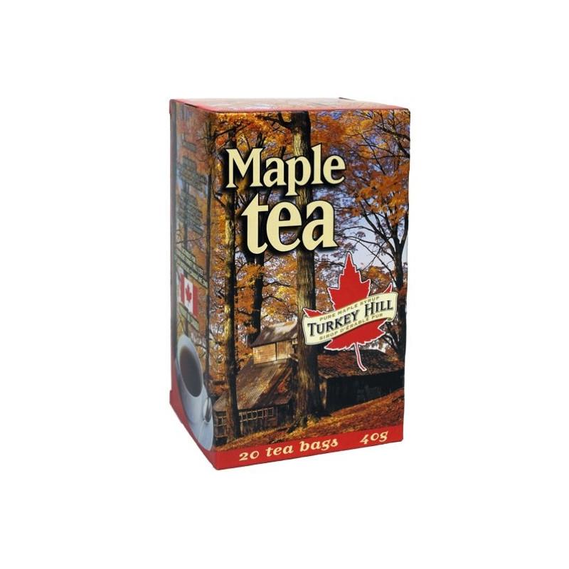 Grüner Tee aus kanadischem Ahorn