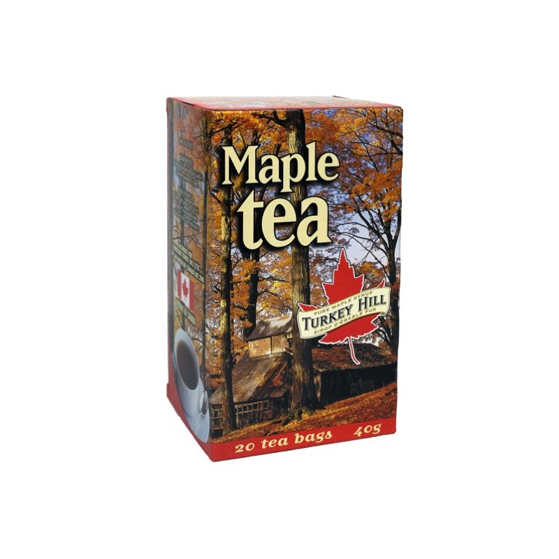 Tè verde acero canadese