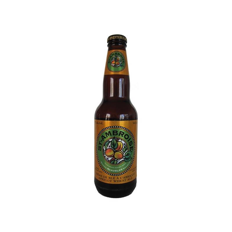 Bière St Ambroise Abricot