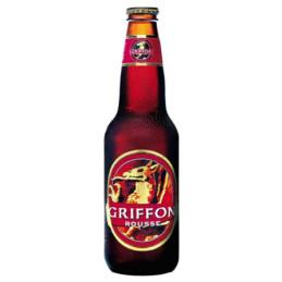 Griffon Mc Auslan rood bier