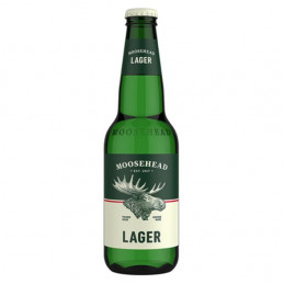 Bière blonde Moosehead Lager