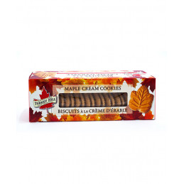 Turkey Hill Maple Leaf Cream Cookies