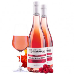 Québec esdoorn rosé