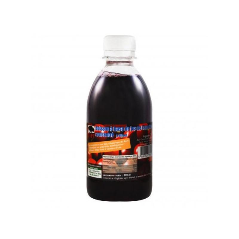 cranberry sap