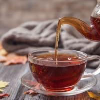 Tees und Aufgüsse