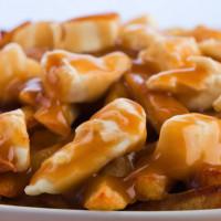 Speciale formaggio poutine | Piatto del Quebec