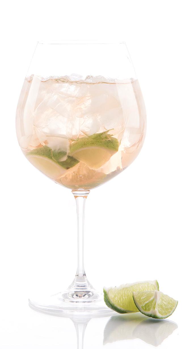 Cocktails cidre de glace Quoimbra
