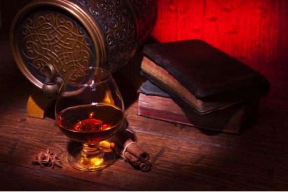 Whisky Spicebox dans un verre