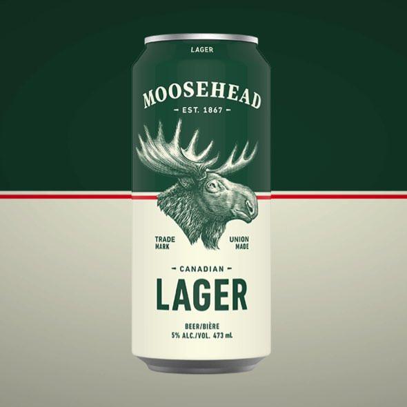 Lager Moosehead