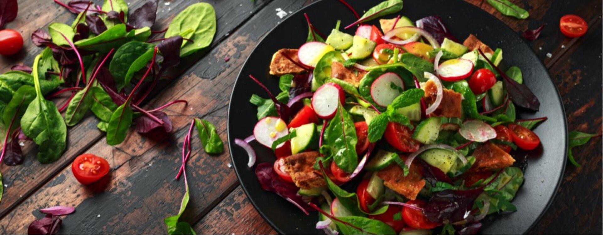De salades