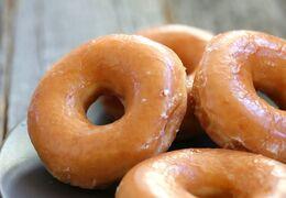 Donuts au sirop d'érable